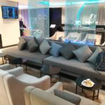 Oman Air Business Class Lounge Bangkok