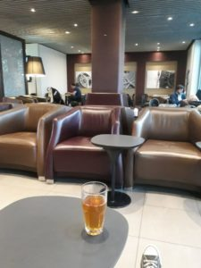 Hugo Junkers Lounge Düsseldorf Airport