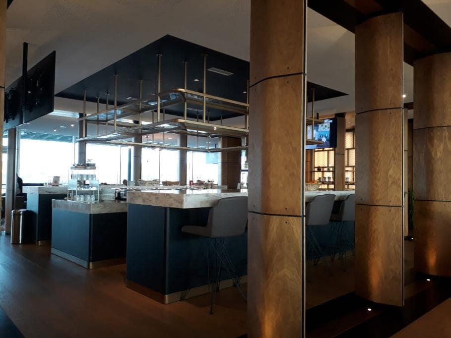 Primeclass Lounge Zürich