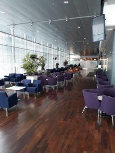 Menzies Aviation Executive Lounge Stockholm