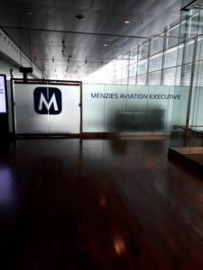 Menzies Aviation Lounge Stockholm