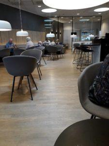 Norrsken Lounge Stockholm
