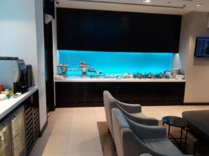 Oman Air Lounge Bangkok Buffet