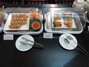 Orchid Lounge Saigon Muffins