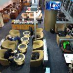 Lounge- Zugang mit Dragon Pass