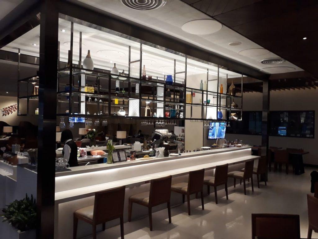 Silverkris Lounge Bangkok Bar