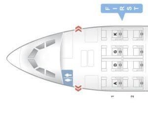 Swiss First Class A330-300