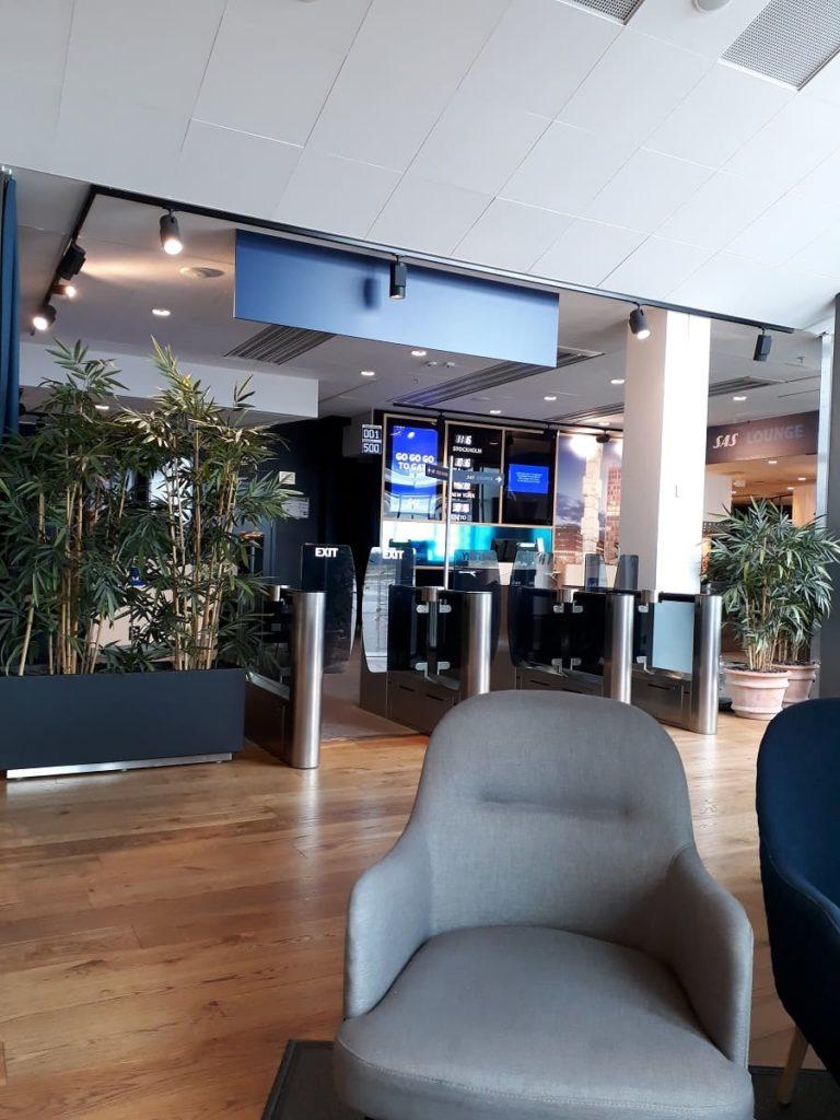 SAS Gold Lounge Stockholm