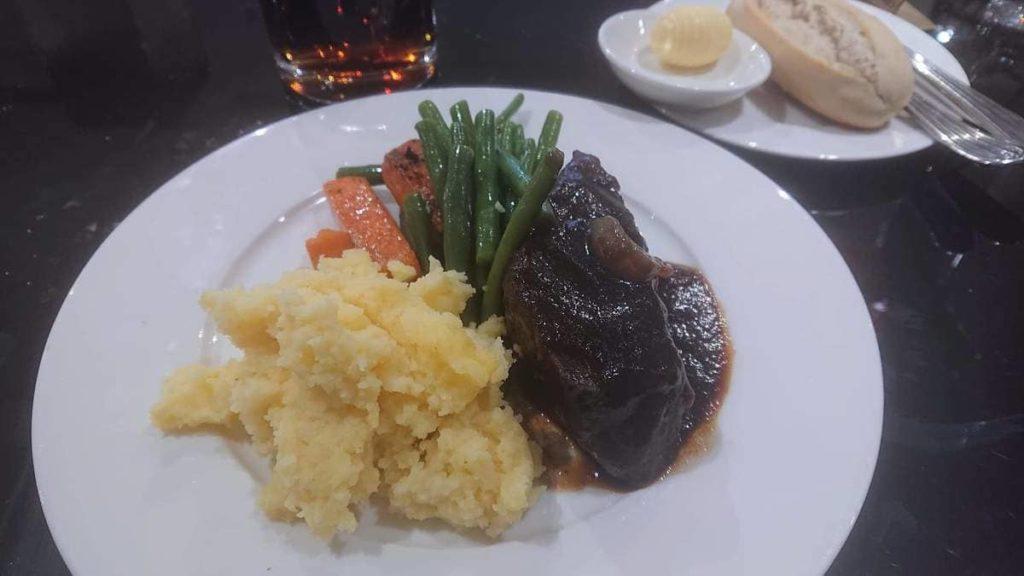 Emirates Lounge London