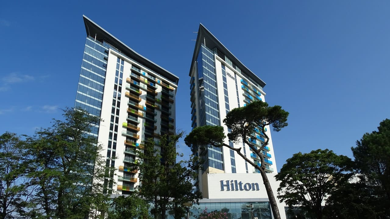 Hilton Hotel Batumi
