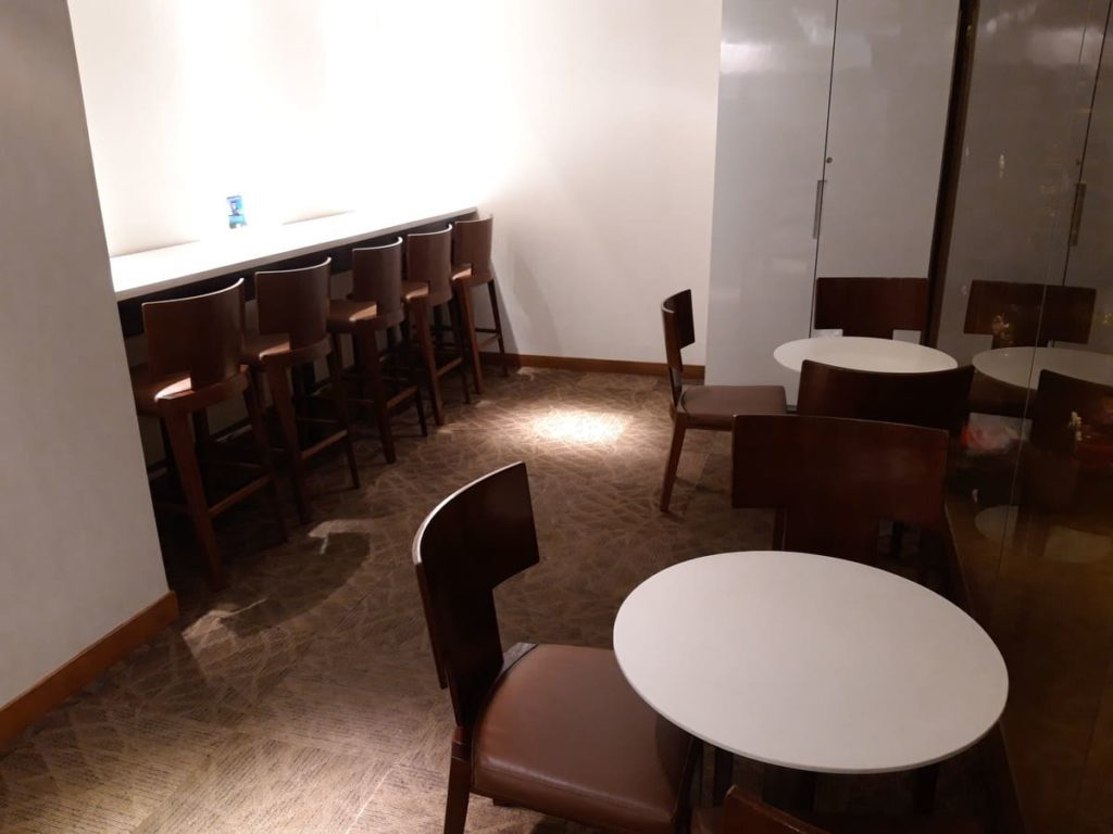 Silverkris Lounge Kuala Lumpur