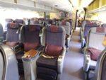 THAI Airways Business Class: Bangkok- Kuala Lumpur, B777-300