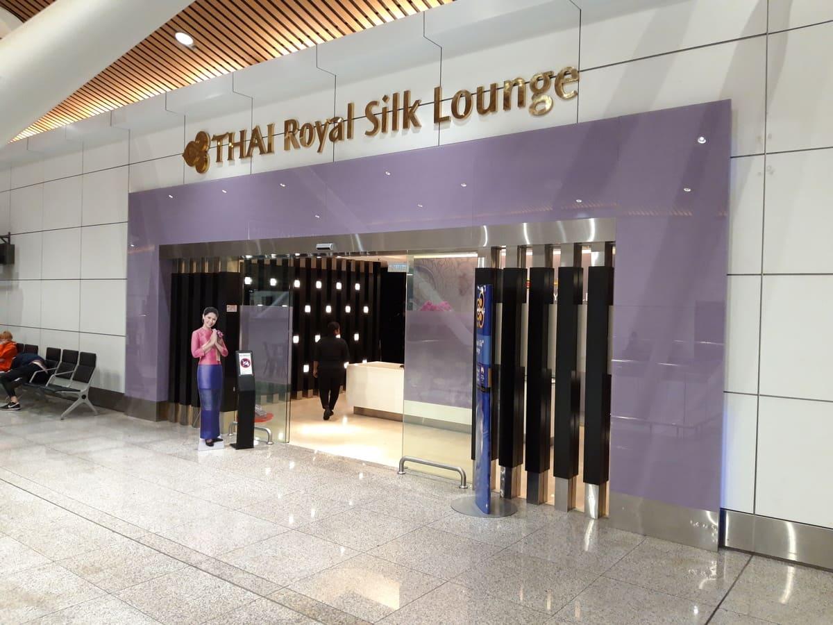 THAI Royal Silk Lounge Kuala Lumpur