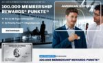 100.000 Rewards Punkte beim Abschluss der American Express Business Platinum
