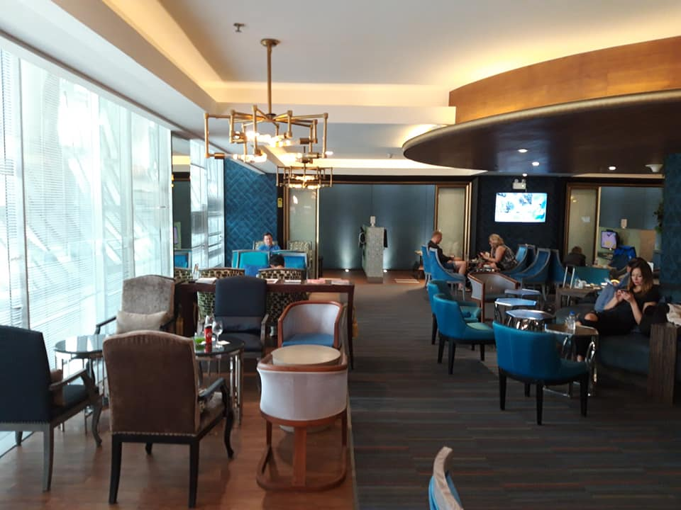 Blue Ribbon Lounge Domestic Bangkok
