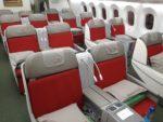Ethiopian Airlines Business Class Kuala Lumpur - Singapur, B787