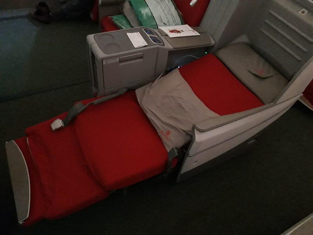Ethiopian Airlines B787 Flatbed