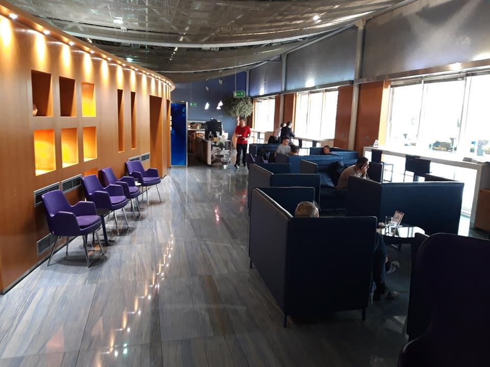 Skyserv Melina Merkouri Lounge Athen