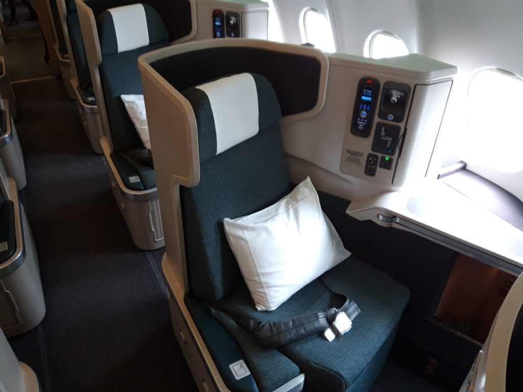 Cathay Pacific Business Class A330-300