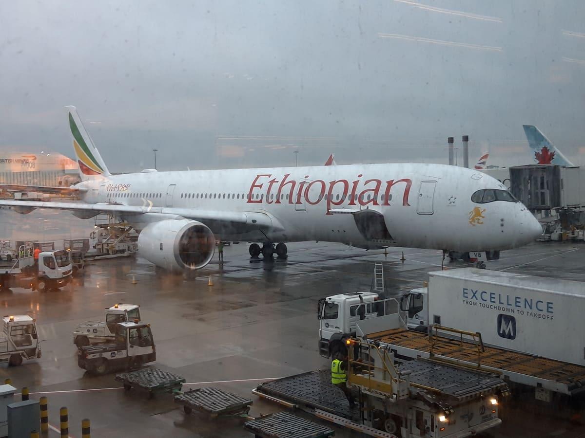 Ethiopian Airlines ShebaMiles