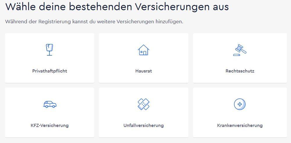 Screenshot @clark.de