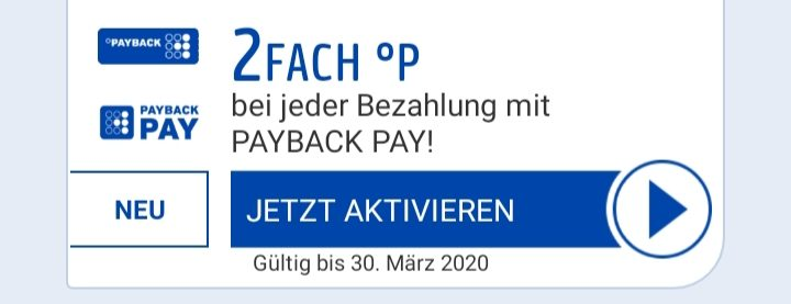 Payback Pay Coupon