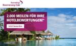 2000 Eurowings Boomerang Club sammeln mit Hotelbewertungen