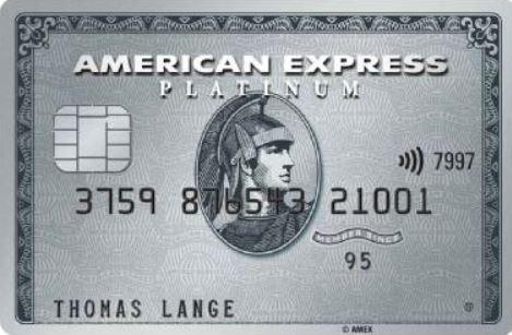 American Express Platinum Meilen sammeln