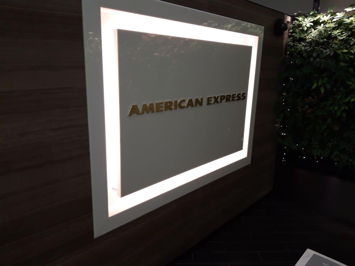 AMEX Centurion Lounge Hongkong