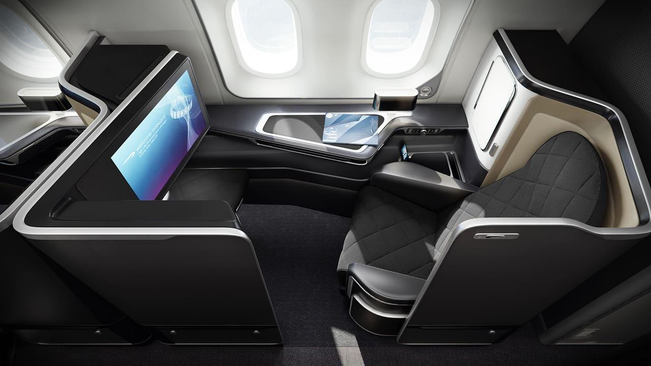 British Airways First Class Suite