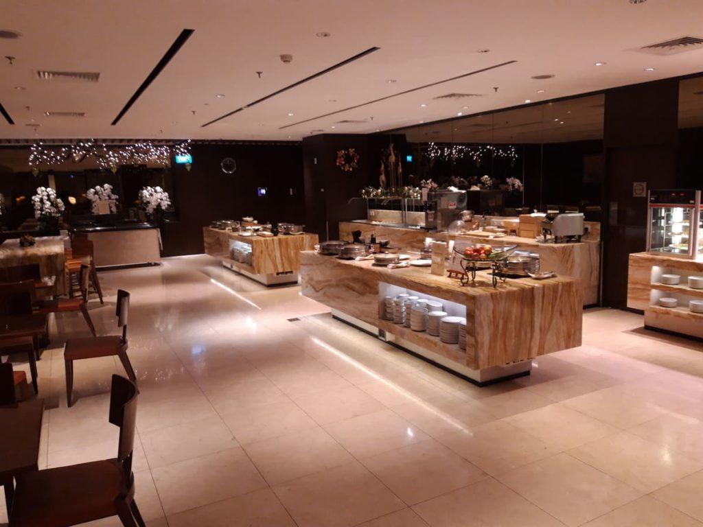 Silverkris Lounge Singapore T2