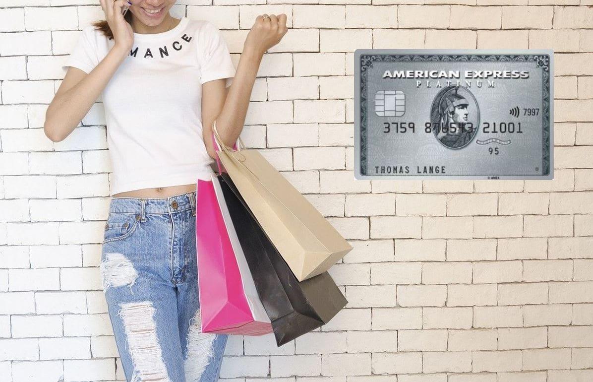 AMEX Platinum Einkaufsguthaben
