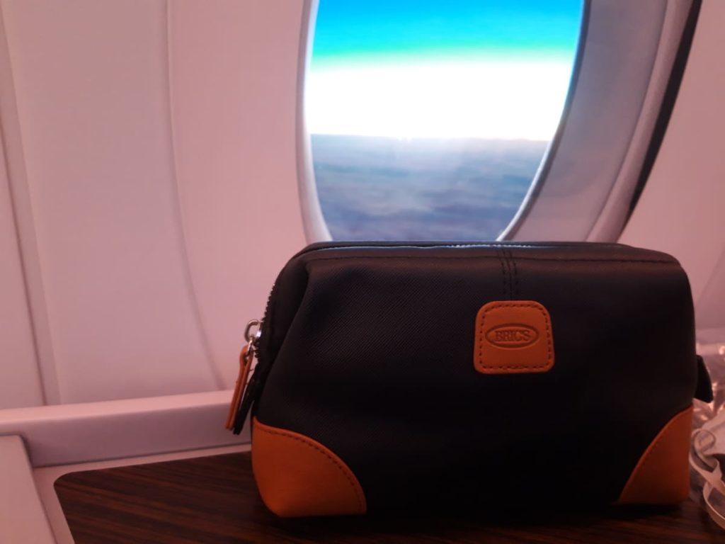 Qatar Airways Business Class Amenity Kit