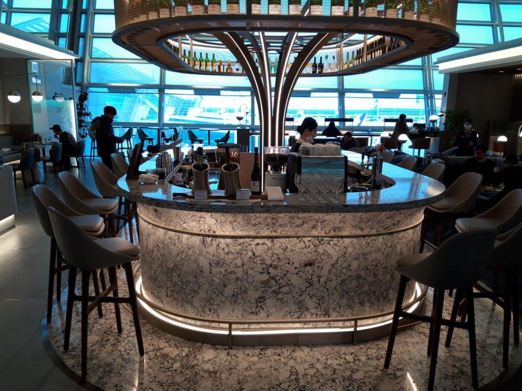 Silverkris Lounge Seoul Bar