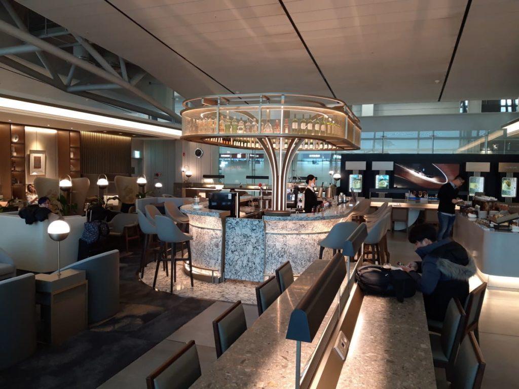 Silverkris Lounge Seoul