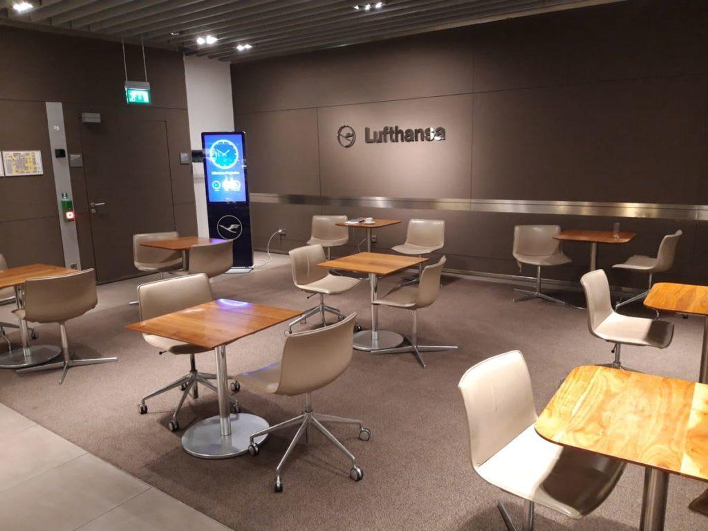 Lufthansa Senator Lounge München G24