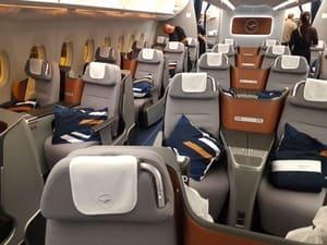 Aktuelle Lufthansa Business Class Deals